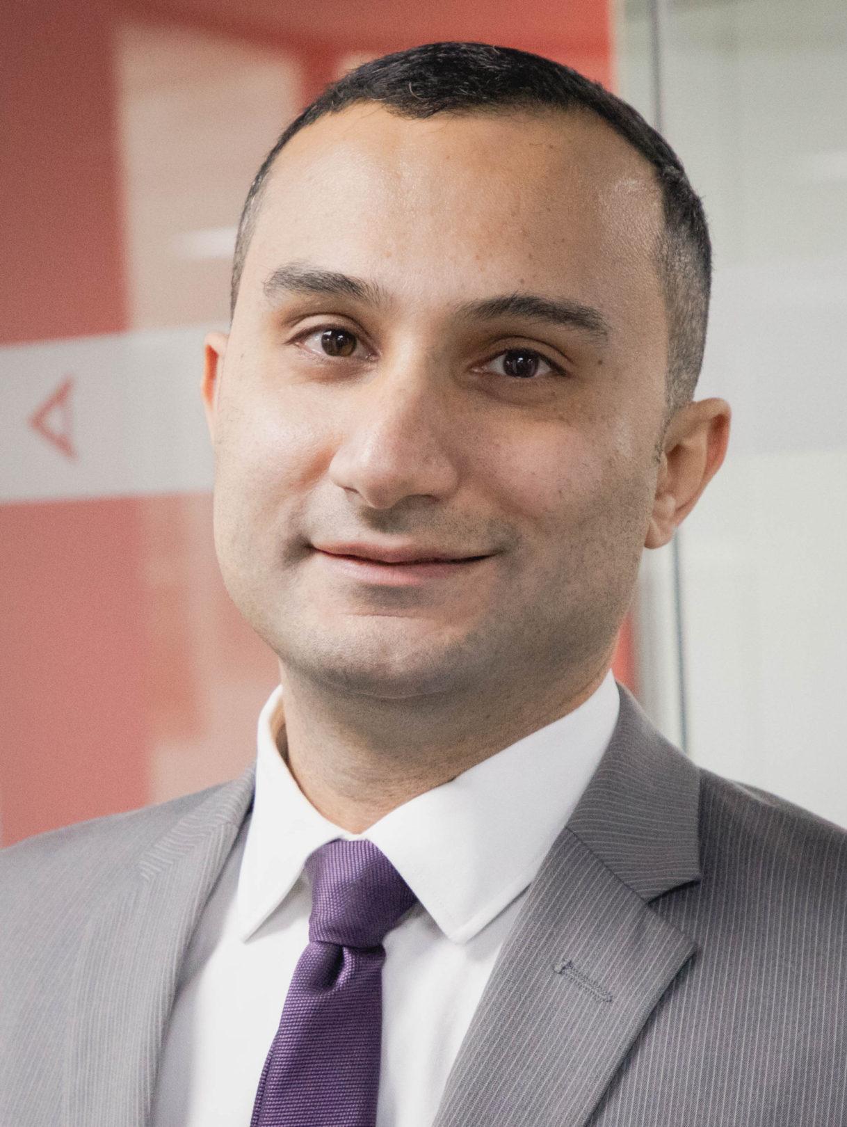 Dr Dan Atzori